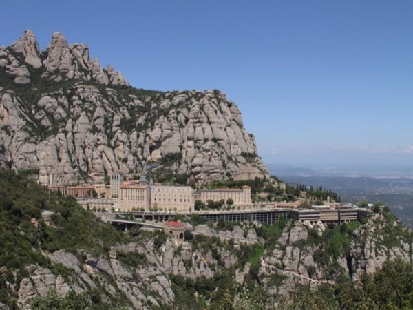 Winery Freixenet - Montserrat
