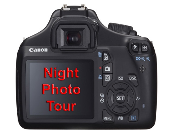 Night Photo workshop - Private Tour