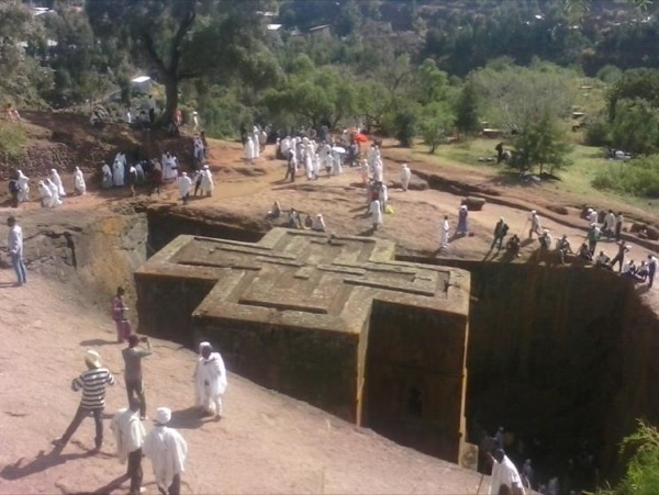 Two days trip to the rock hewn churches of Lalibela
