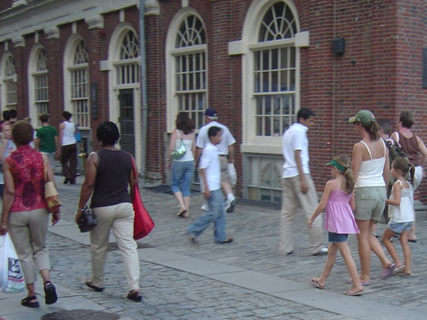 Walking Tour of Downtown Boston