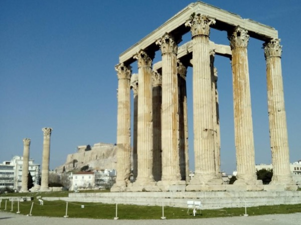 Athens Tour for Kids with private transportation