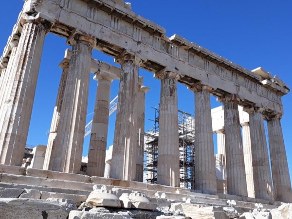 Athens short walking tour