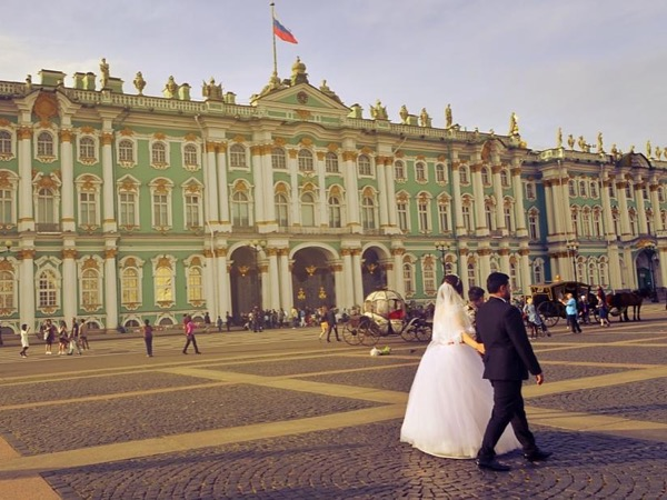 Hermitage Museum 3 Hours Guided Private Tour
