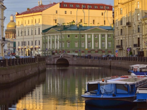 All the best of St Petersburg for cruise ship travelers