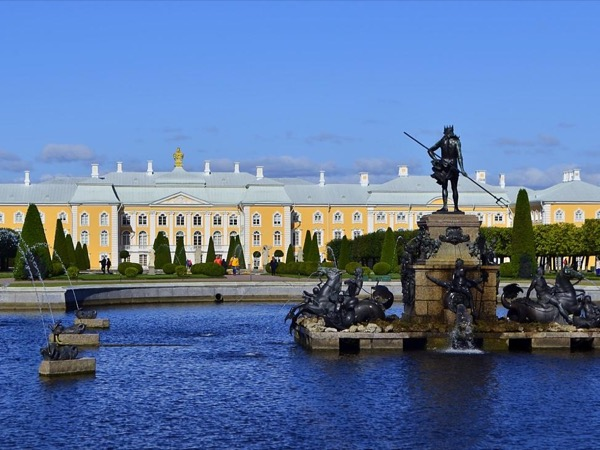 Three amazing days in St Petersburg