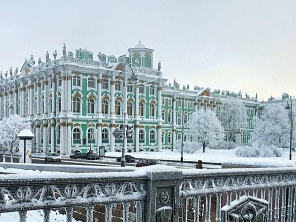 Winter St Petersburg - low-season offer