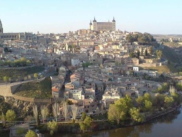 Toledo from Madrid by Private Car