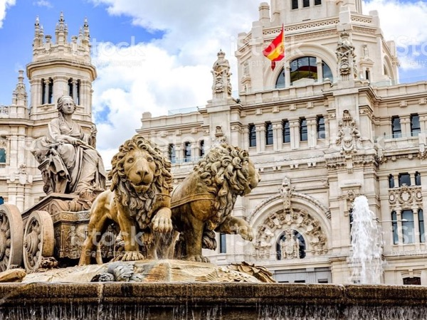 Madrid Private Tour by Minivan