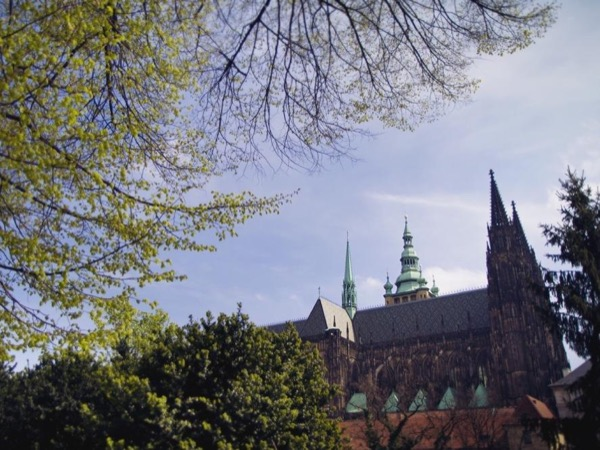 Prague Castle and Little Quarter Private Tour (Left Riverbank)