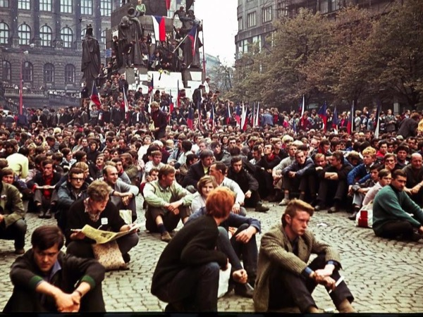 40 years of Communist regime in Czechoslovakia
