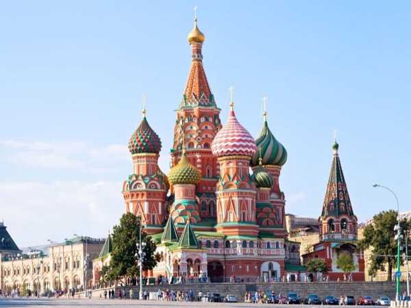3 day St.Petersburg and Moscow Highlights Shore Excursion Private tour