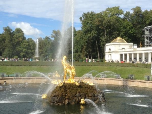 Tsar's Selo with Catherine's Palace and Peterhof private tour