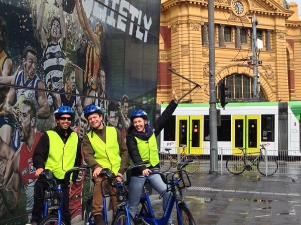 Private Best Of Melbourne Tour By Bicycle