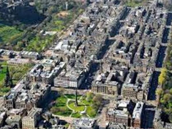 Edinburgh - New Town Tour Private Tour(2.5hrs)