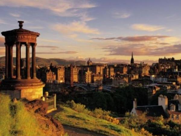 Edinburgh Half Day Private Tour (5hrs)