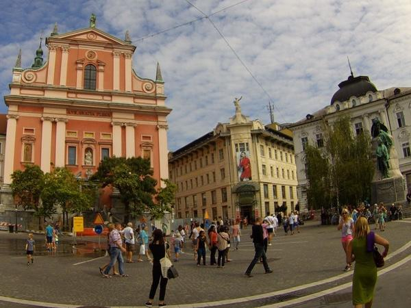 The best of Ljubljana - private tour