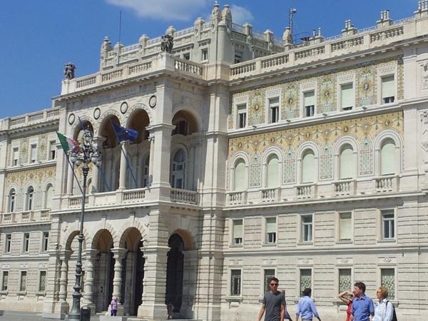 From Ljubljana to Trieste-private tour & a private guide/driver