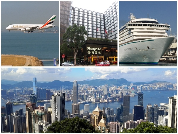 Hong Kong private car tour with airport pickup or transfer