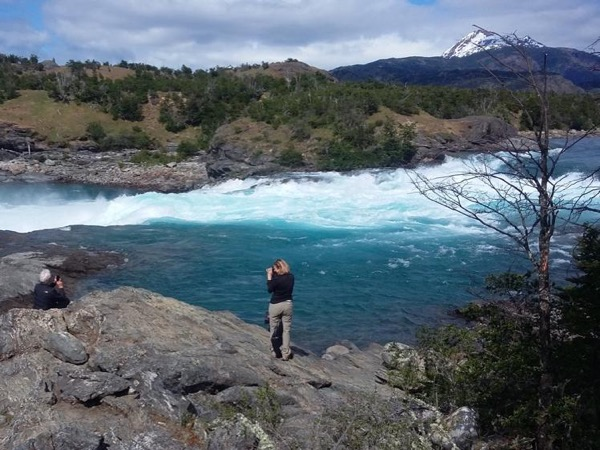 Puerto Chacabuco Private Tour: Cisne Medio fishing area (for up to 3 people)