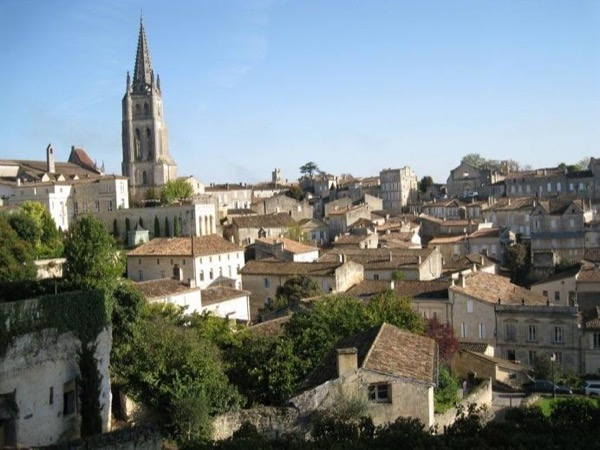 St Emilion Half Day Tour