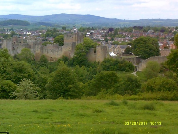Fortifications and castles of the Welsh Marches