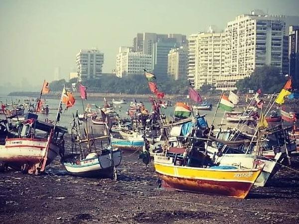 Shantaram's Mumbai