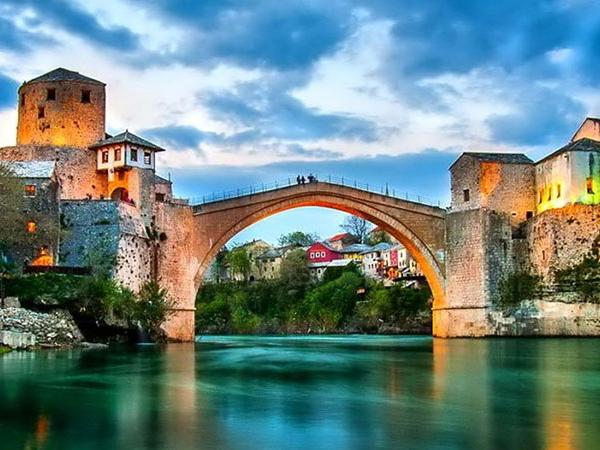 From Šibenik: Mostar city private tour (Bosnia-Herzegovina)