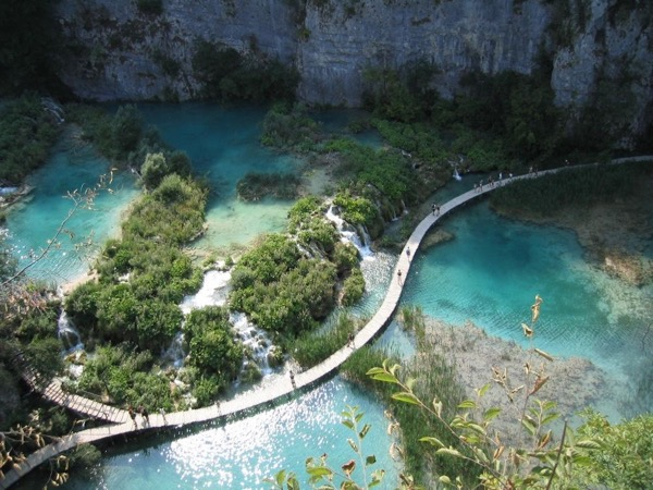 From Zadar: Plitvice lakes National Park & Zadar tour