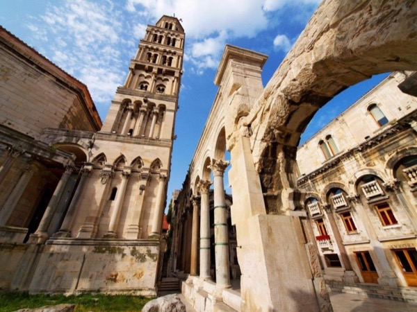 Split Heritage with Panoramic view private tour