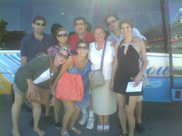 Private tour guide Adriana