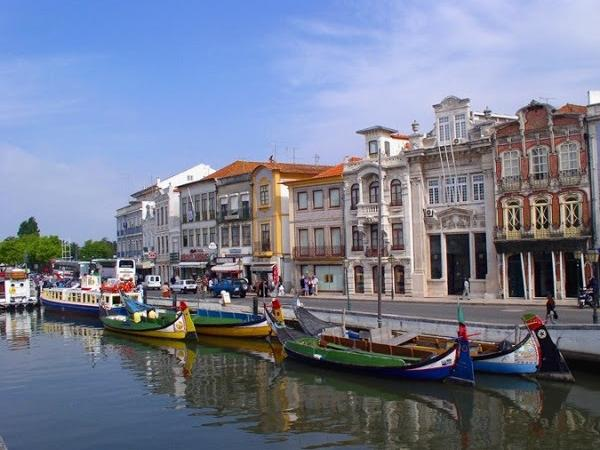 Porto to Aveiro (the Portuguese Venice) option to Coimbra Private Tour