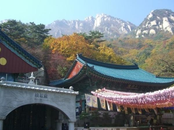 Tao Abundance Monastery at Triple-Horns Mountain