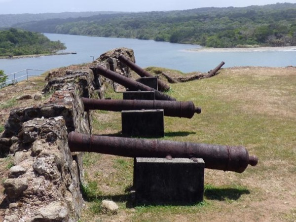 Panama Canal Expantion, Rainforest, San Lorenzo Castle