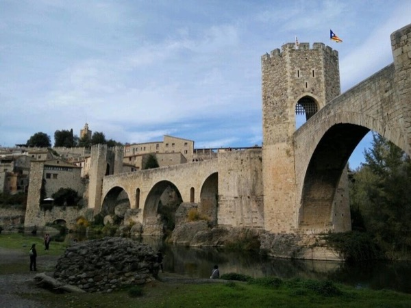 Besalú and the Garrotxa Natural Park - Private tour