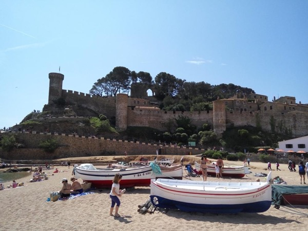 Girona and Tossa de mar in Costa brava - private tour