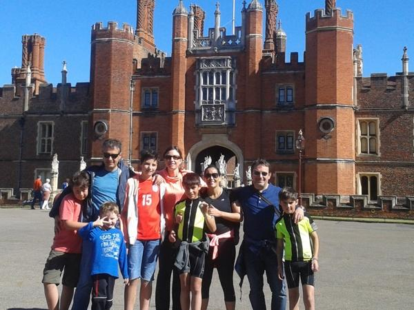 Hampton Court Palace Bike Tour