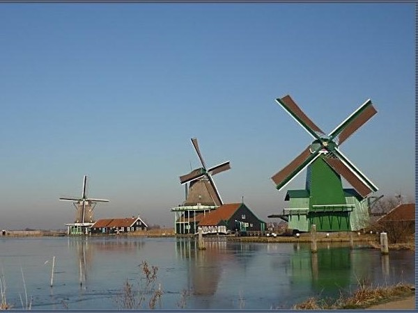 Zaanse Schans windmills/Schermerhorn museum windmill, Volendam/Edam/Marken or De Rijp with your own private guide/art historian