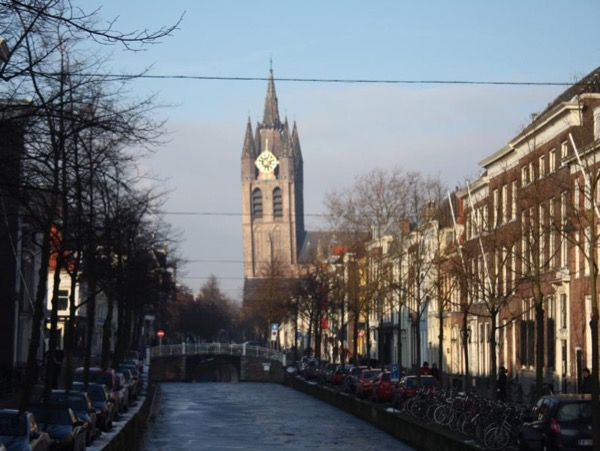 Visit Delft with your own private art historian, private guide