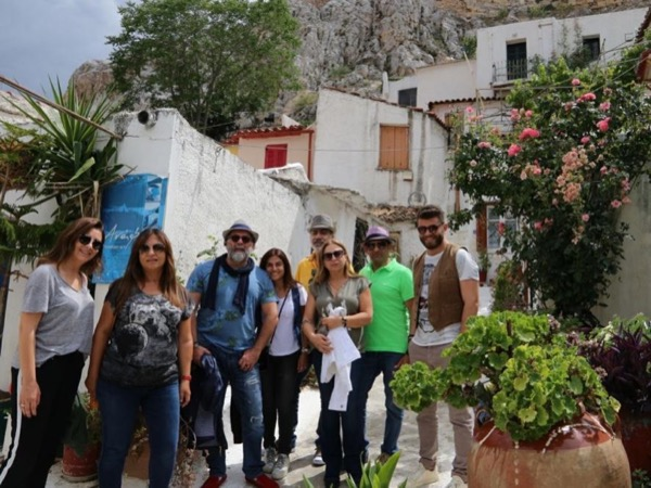 Athens off the beaten track with private guide