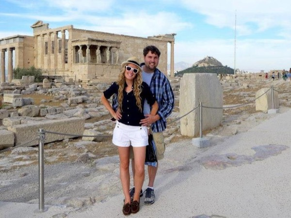 Athens layover tour with a local private guide