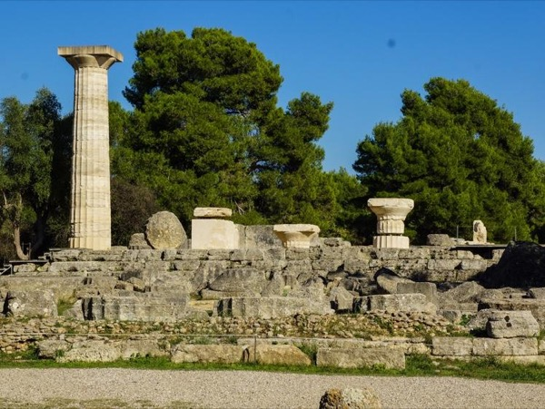 Olympia and Corinth excursion from Athens