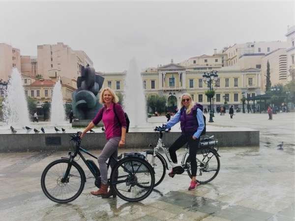 Athens Bike Tour with private guide