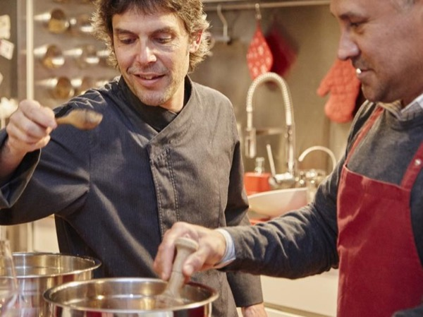 Private Cooking Class at Chef's House
