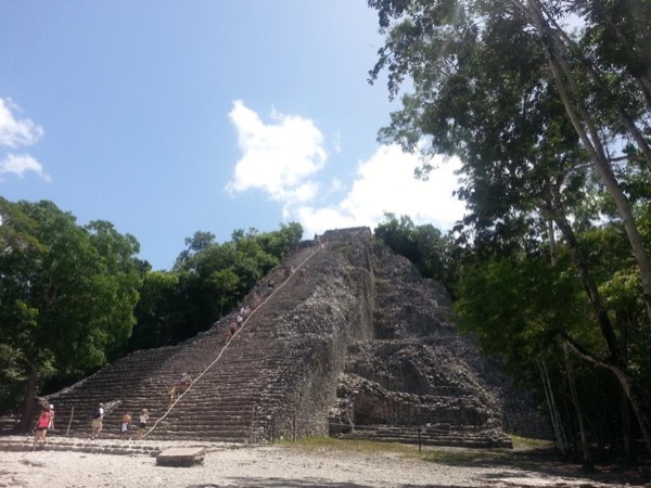 Private Tour to Coba and Cenotes from Cancun
