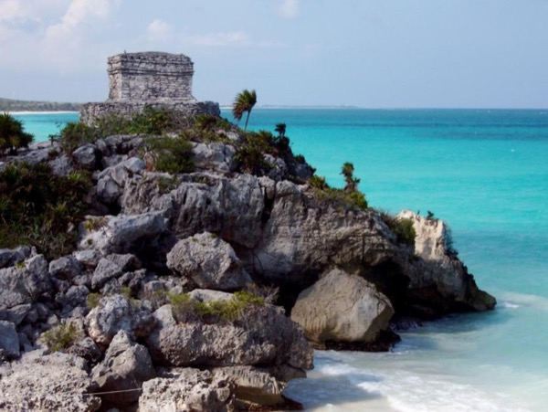 Private Tour of Tulum and snorkel from Cancun