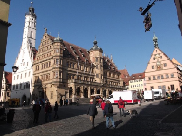 Rothenburg to Frankfurt - A Private tour