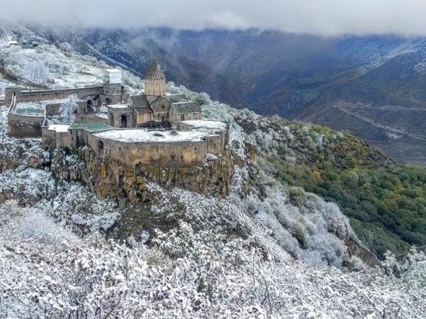 Day trip to Tatev monastery