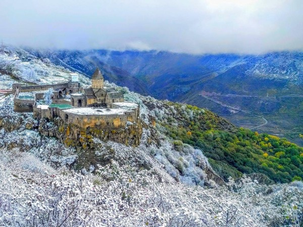 Tatev Monastery & South Armenia