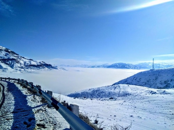 Armenia & The most Beautiful winter in the world
