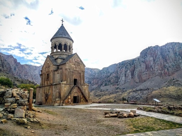 Noravank Monastery and Areni wine region